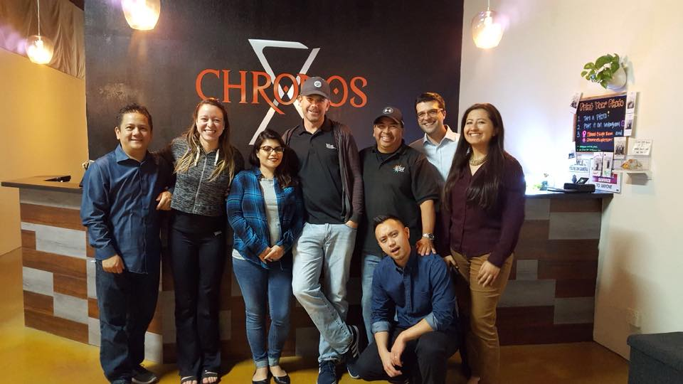 Chino Rotary Club Visits Escape Room