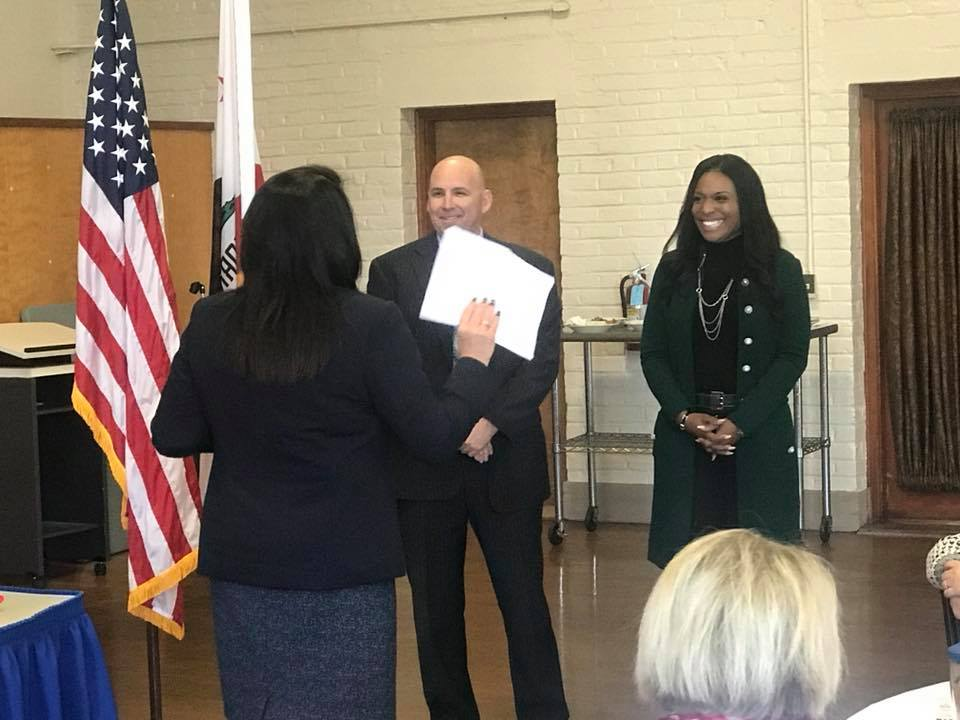 Two New Members Added to Chino Rotary Club